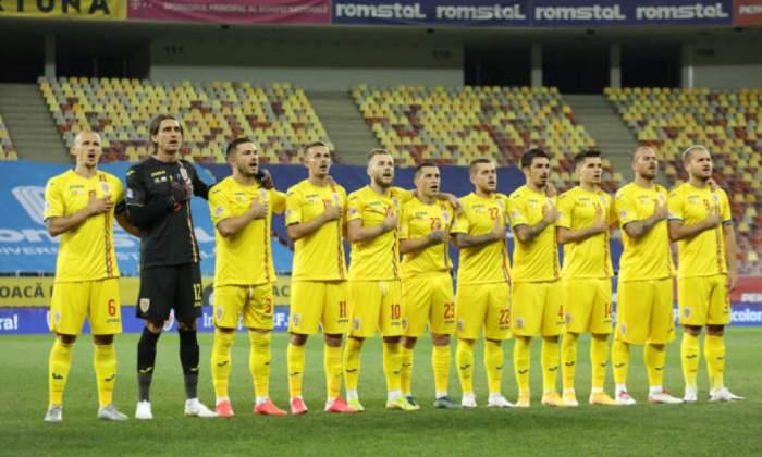Românii au câștigat meciul cu Irlanda de Nord