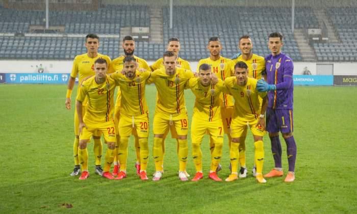 România U21 a învins echipa Finlandei
