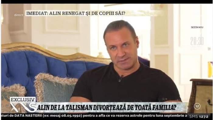 Alin Oprea vorbește într-un interviu despre cum a aflat soția sa despre infidelitatea lui și ce a plănuit să facă atunci când a știut că este înșelată