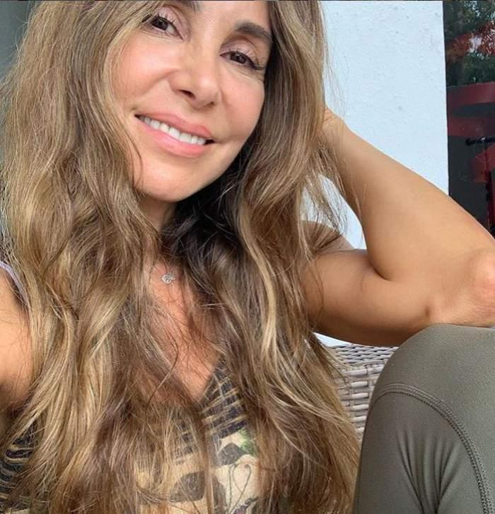 Cum arată Natalia Streignard la 50 de ani