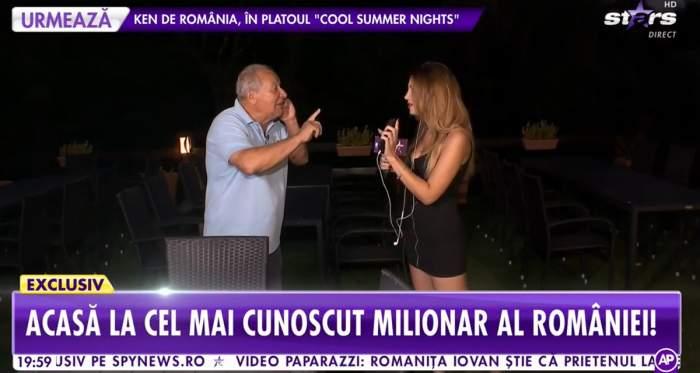Cristian Țânțăreanu din nou la televizor!