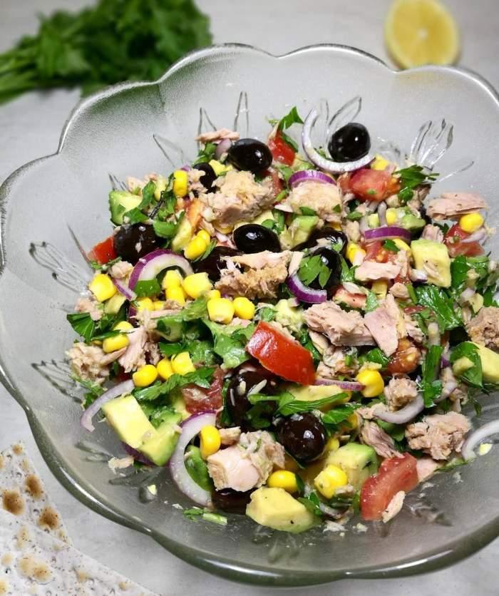 retete de salate de legume pentru slabit)