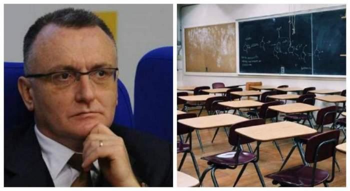 Elevii și profesorii ar putea fi chemați la școală și sâmbăta, anunță ministrul Educației