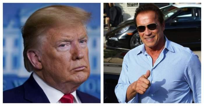 """Arnold Schwarzenegger, mesaj dur pentru Trump, după protestele violente de la Capitoliu: """"Hasta la vista, Donald"""" / VIDEO"""