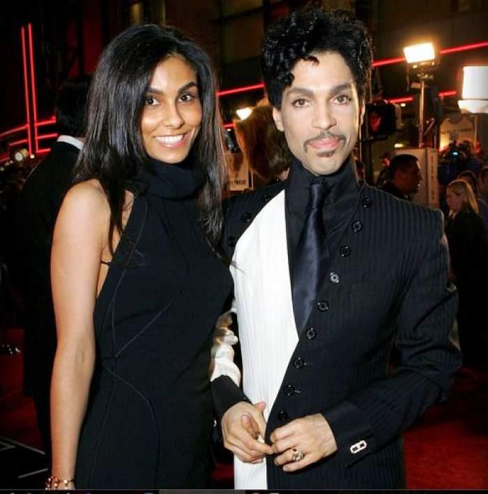 Prince și Manuela Testolini, pe covorul roșu