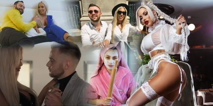 """Loredana Chivu, """"lucrată"""" de nevestele lăutarilor / Artiștii au fost obligați să aleagă între bomba sexy și familie"""