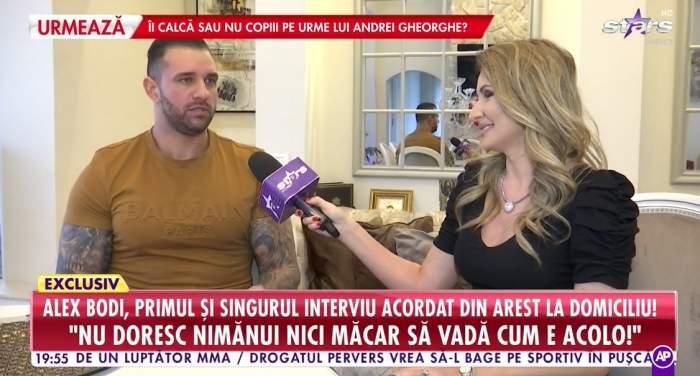 alex bodi interviu