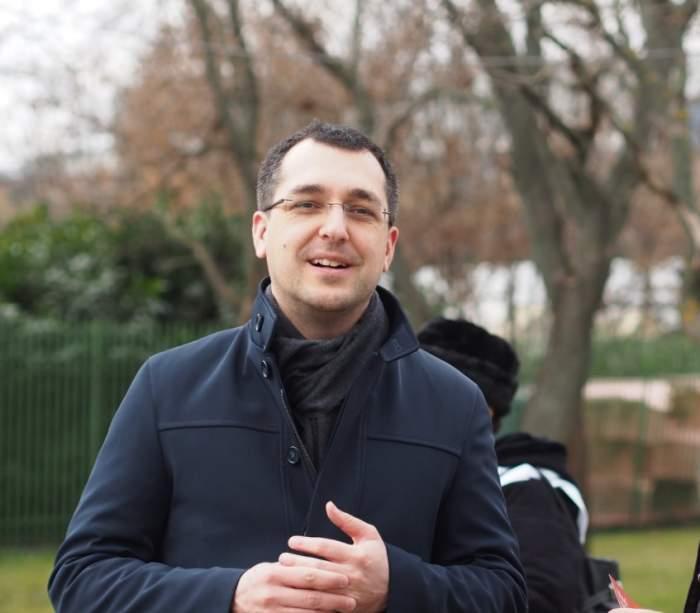 Ministrul Sănătății, Vlad Voiculescu