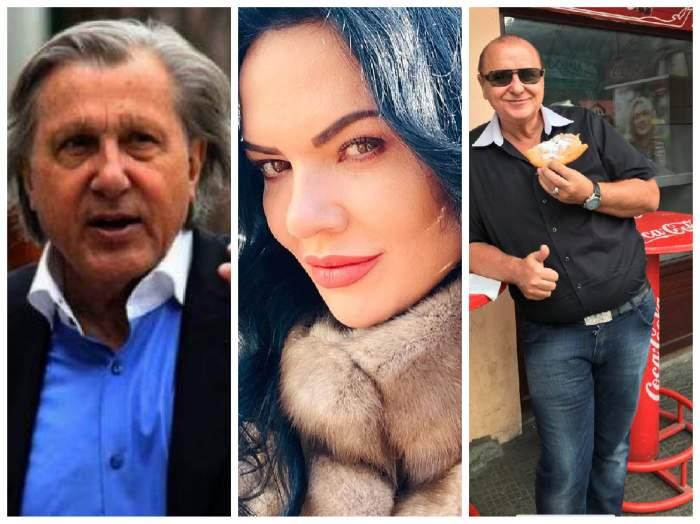 Colaj cu Ioana și Ilie Năstase, plus Nick Rădoi