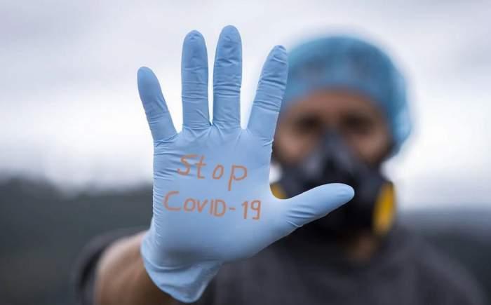 Medic COVID-19.
