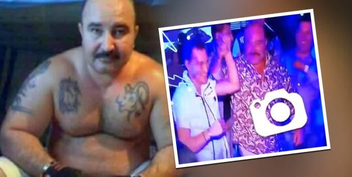 VIDEO / Imagini unice cu Nuțu Cămătaru / Cine este bărbatul pe care temutul interlop l-a sărutat pe gură!