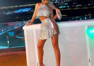 """Loredana Chivu, primele declarații după aventura din Dubai! Cum l-a cucerit pe celebrul milionar Nusr Et! """"A venit de mai multe ori"""""""