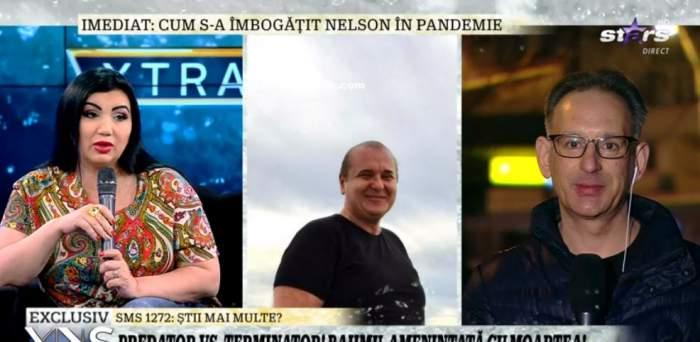 Adriana Bahmuteanu este la Xtra Night Show si vorbeste despre amenintarile legate de Nick Radoi