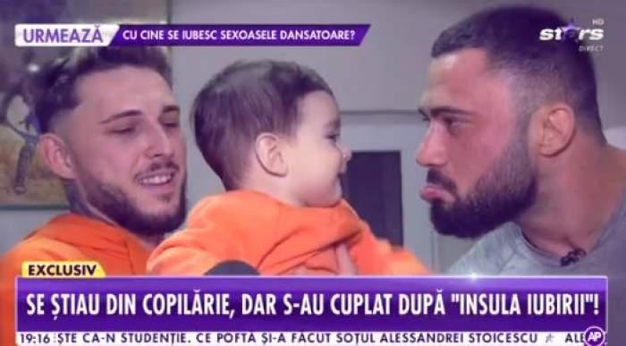 Geroge, fratele și nepotul lui