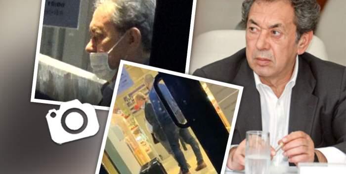 """Nicolae Badea are oamenii lui de nădejde. Afaceristul, ajutat la orice pas de șoferul """"răpus"""" de plictiseală / PAPARAZI"""