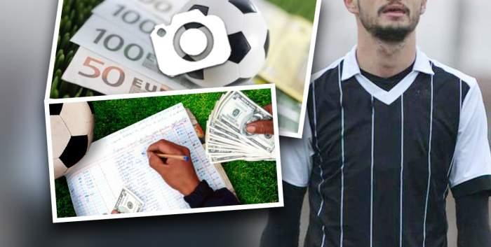 Fotbalistul prins în timp ce juca la pariuri facea totul pe banii iubitelor! Informații exclusive din scandalul momentului!