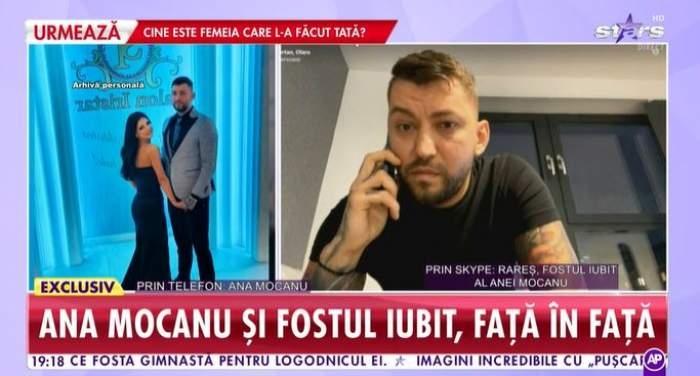 """Ana Maria Mocanu,în lacrimi, în direct! Diva sexy, bătută și înșelată de fostul iubit: """"Este un bărbat însurat cu acte. Am fost bătută de el"""" / VIDEO"""