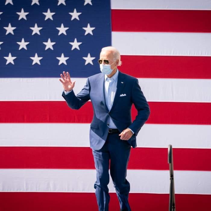 Joe Biden a fost investit în funcția de președinte al Statelor Unite ale Americii! Democratul este al 46-lea șef de stat al SUA