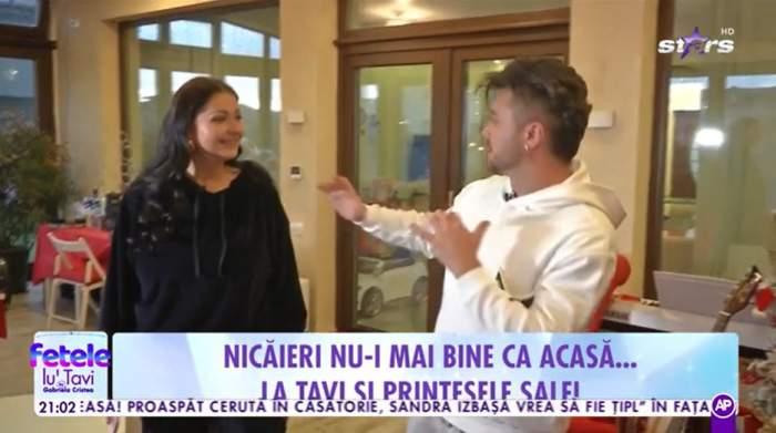 Cum arată casa de vis a Gabrielei Cristea și a lui Tavi Clonda! Primele imagini la Antena Stars cu interiorul vilei de lux / VIDEO