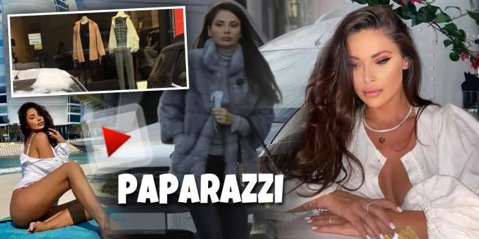 """Din divă de Dorobanți, la fără un leu în buzunar?Roxana Ungureanu a înlocuit magazinele de lux cu """"buticuri"""" de la colț de stradă / PAPARAZZI"""