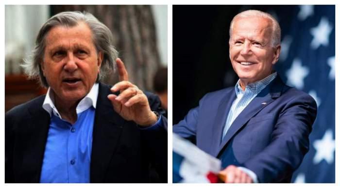 Care este relația dintre Ilie Năstase și actualul președinte al SUA, Joe Biden! Democratul a vrut să își lase plete, asemenea tenismenului