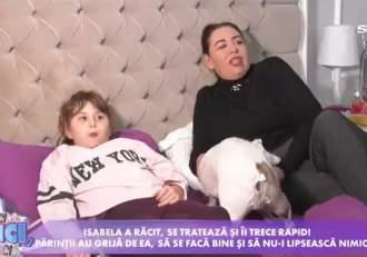 """Momente grele pentru Oana Roman! După ce și-a operat mama, acum și fiica ei a ajuns la spital: """"E foarte contagios"""""""