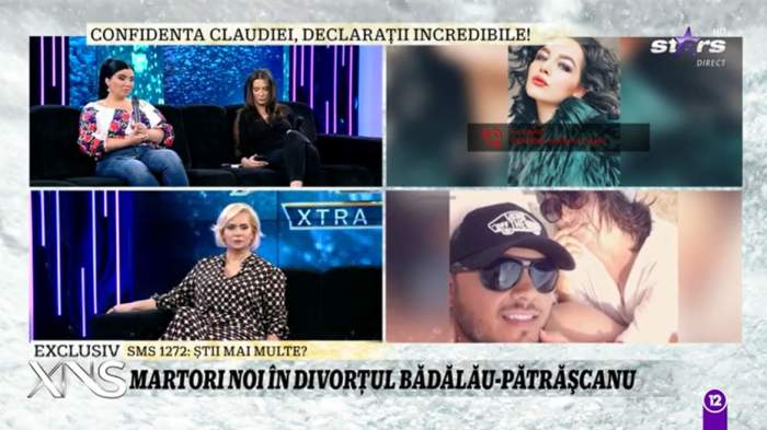 """A fost sau nu scandalul dintre Claudia Pătrășcanu și Gabi Bădălău un scenariu bine pus la punct? Ce ipoteze are Mara Bănică: """"Mi se pare ciudat"""""""