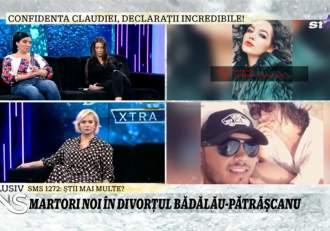 """Cea mai bună prietenă a Claudiei Pătrășcanu, anunț bombă: """"Probabil se vor împăca""""! Care este soarta căsniciei dintre cântăreață și Gabi Bădălău/ VIDEO"""