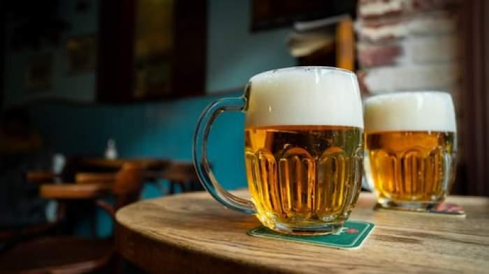 Cât de mult îngrașă berea și alcoolul în general?
