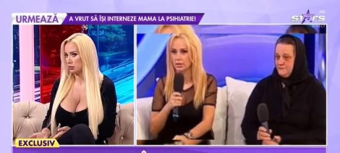 Simona Trașcă la Showbiz Report