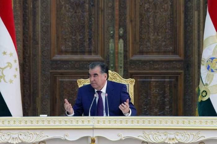 Președintele Emomali Rahmon a făcut anunțul oficial