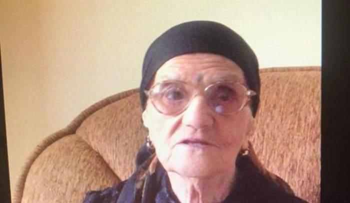 Elena Cușa Anagnoste, femeie vindecată de covid-19 la 102 ani