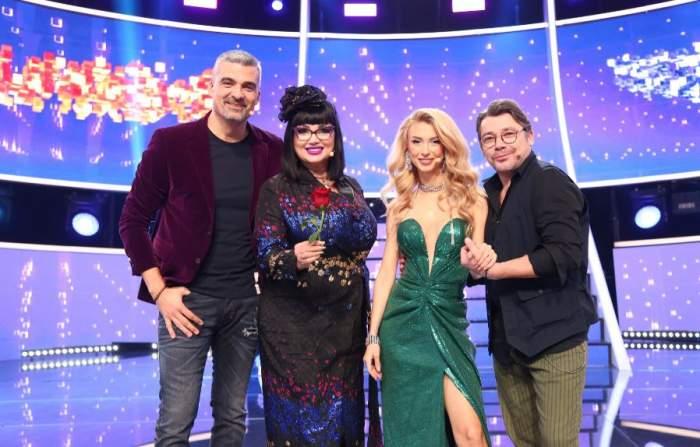 Show-ul Te cunosc de undeva! revine pe 6 februarie, la Antena 1! Mirela Vaida se află printre concurenți