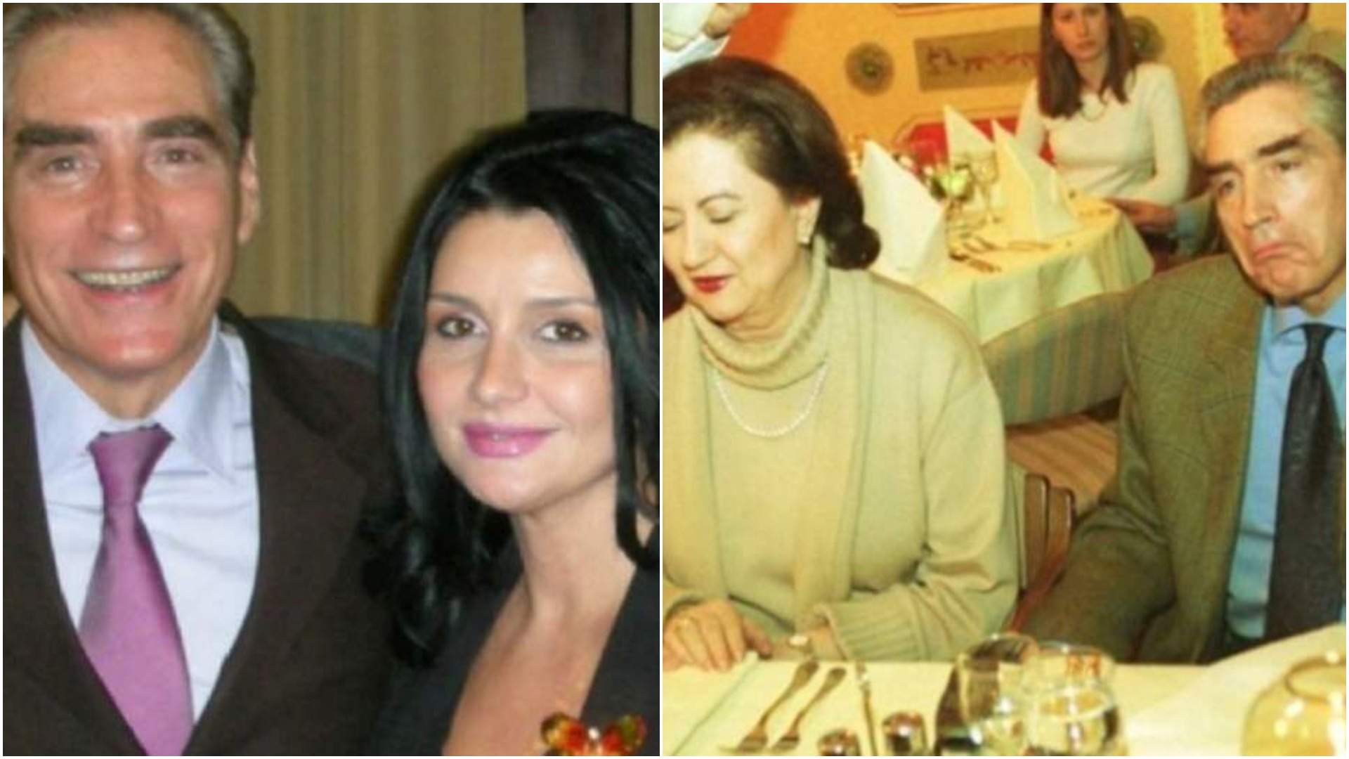 Colaj cu Petre Roman, Silvia Chifiriuc și Mioara Roman.