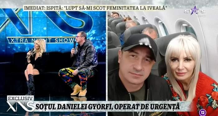 Danielei Gyorfi și Goerge Tal, la XNS