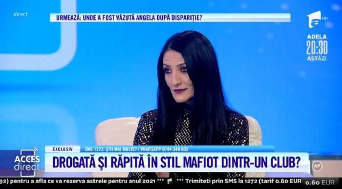 Acces Direct. Reacția fostului iubit al Angelei Manole, după ce femeia a susținut că ar fi mutilat-o! Ce acuzații îi aduce bărbatul! / VIDEO