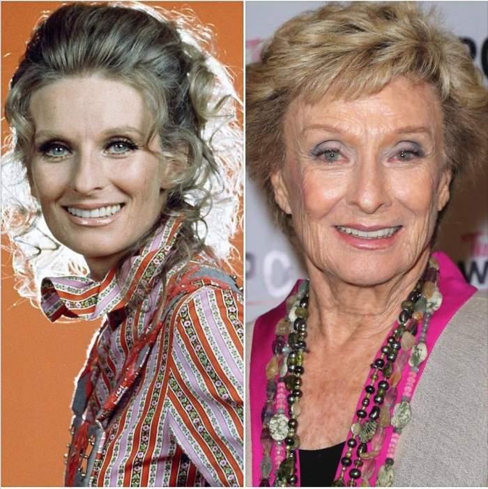 Actrița avea 94 de ani și a murit din cauze naturale