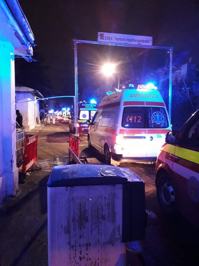 Reacția medicului Adrian Streinu-Cercel, după tragedia de la Spitalul Matei Balș! Patru persoane au murit și alte peste 120 au fost evacuate