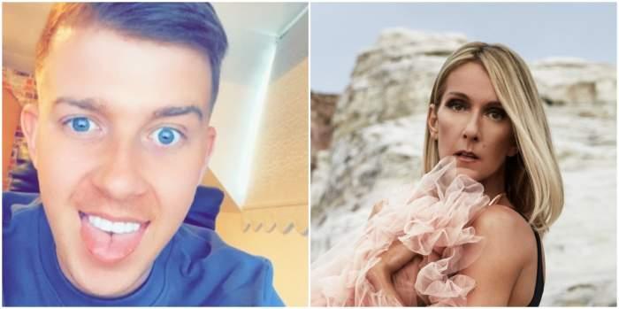 Un tânăr din Marea Britanie și-a schimbat numele în Celine Dion. Motivul pentru care a ajuns să facă acest lucru