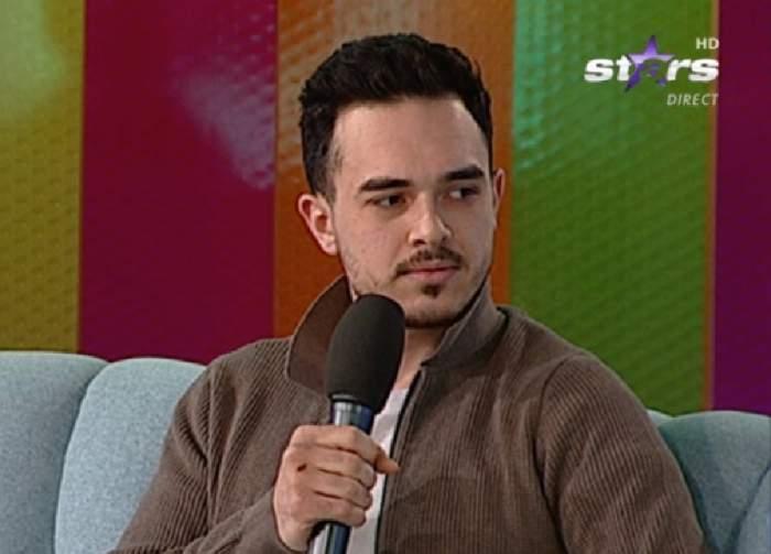 Adrian doroftei este in direct la Antena Stars
