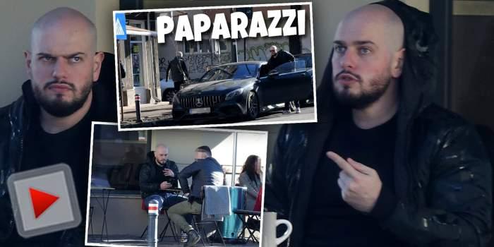 """BRomania și-a luat """"bro-ul"""" să pună țara la cale! Cu gândul la aroganțe, vloggerul a uitat însă de reguli! Ce a făcut actorul în public! / PAPARAZZI"""