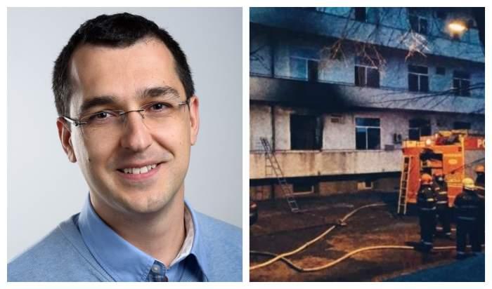 Ce măsuri anunță ministrul Sănătății, Vlad Voiculescu, după tragedia de la Matei Balș / VIDEO