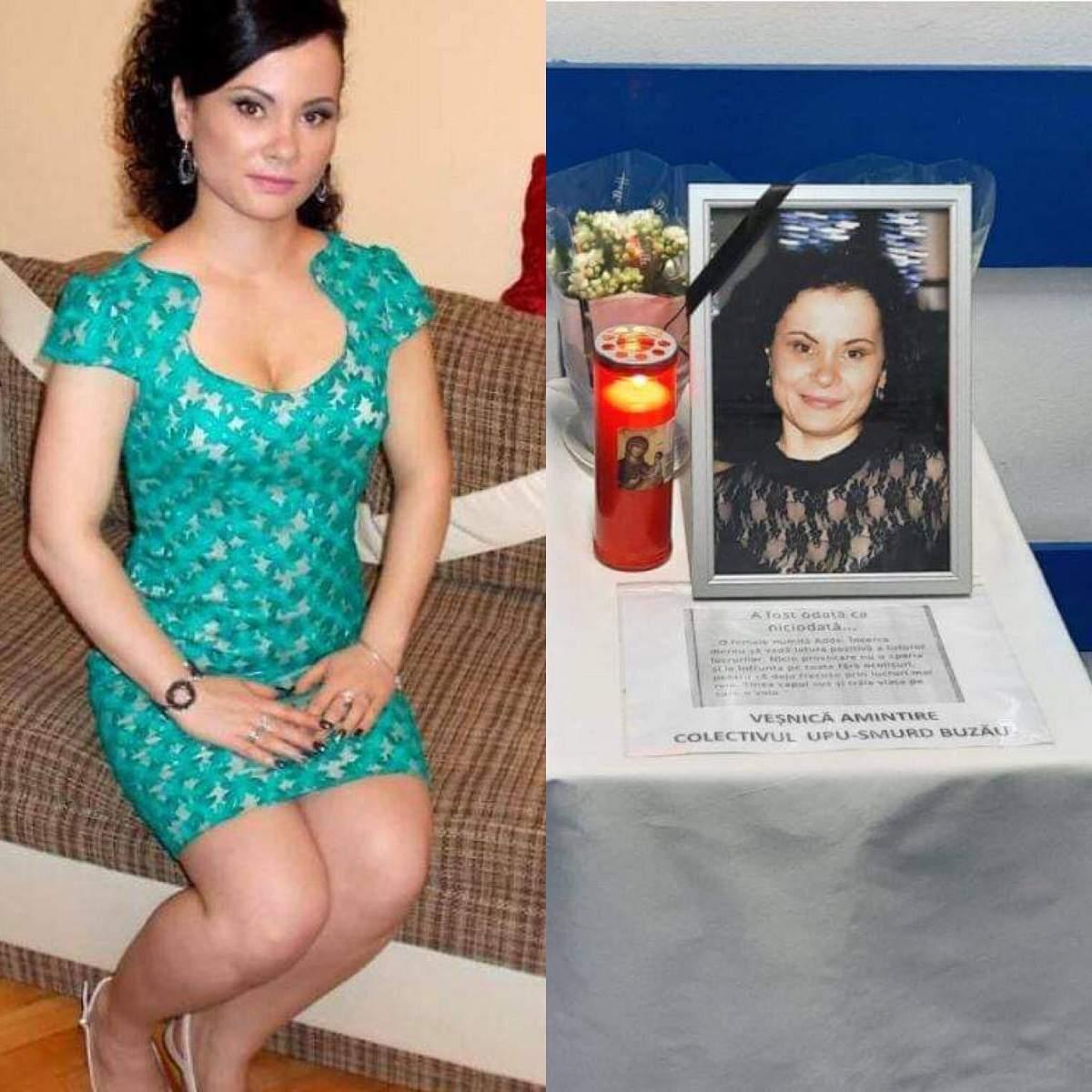 Adelina Andei era infectată cu coronavirus si a ajuns la UPU Buzău