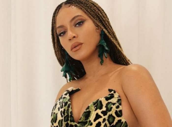 Beyonce a împărtășit fanilor mai multe fotografii de familie