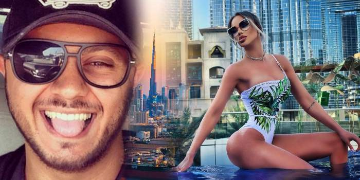 SUPEREXCLUSIVITATE! Primele declarații ale lui Gabi Bădălău, după ce a fost prins de paparazzii în Dubai, alături de Bianca Drăgușanu! Ce se întâmplă între ei