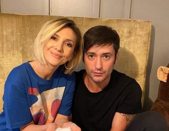 Radu Vâlcan și Adela Popescu