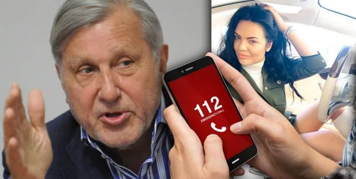 Soția lui Ilie Năstase, agresată de fostul tenismen! Ioana a sunat de urgență la 112! Ce s-a întâmplat între cei doi