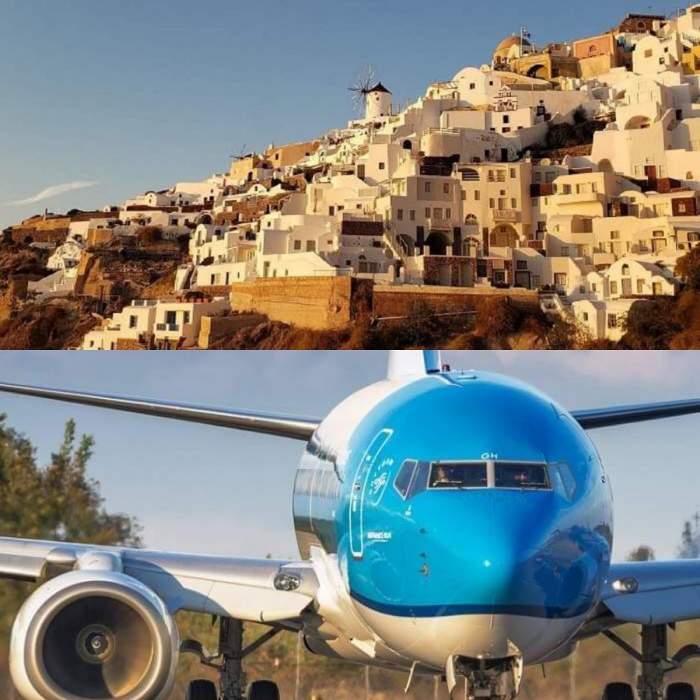 Românii care intră cu avionul în Grecia vor sta în carantină 7 zile!