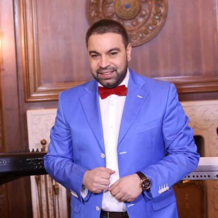 Florin Salam, petrecere surpriză de ziua sa de naștere din partea familiei. Artistul a împlinit frumoasa vârstă de 42 de ani / VIDEO