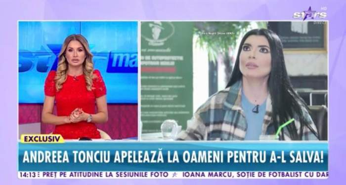 """Andreea Tonciu, strigăt de disperare. Este internat în stare gravă, la spital: """"Am nevoie de ajutor"""" / VIDEO"""